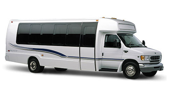 Houston limo buses service